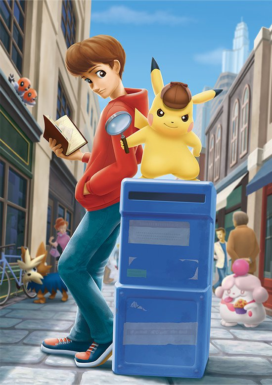Live Adaptation Pokemon: Detective Pikachu's Directory Explains The Reason of Selection for the Main Character
