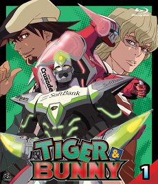 Tiger and Bunny Received New Animer Series